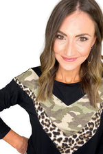 black-long-sleeve-top-w/-camo-and-animal-print-chevron-elevated-basic-spring-outfits-new-arrivals-mom-style-shop-style-your-senses-by-mallory-fitzsimmons