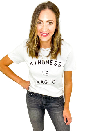Kindness is Magic Tee *FINAL SALE*