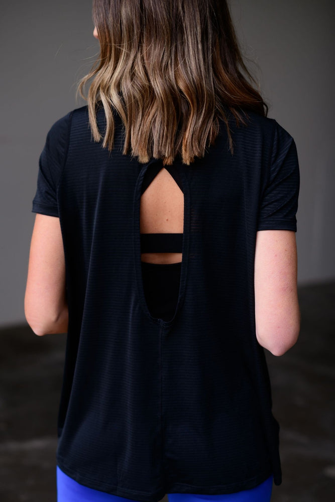 open back tank, workout wear, athleisure, mom style, activewear, shop style your senses