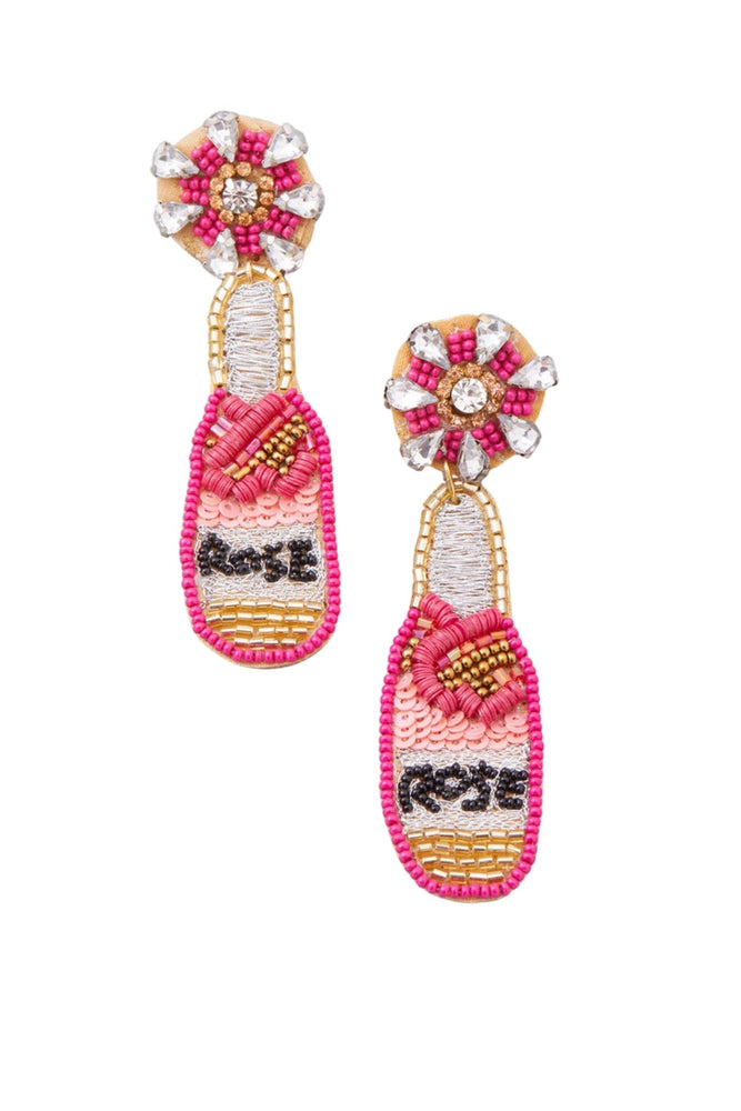 Rosé Fashion Earrings