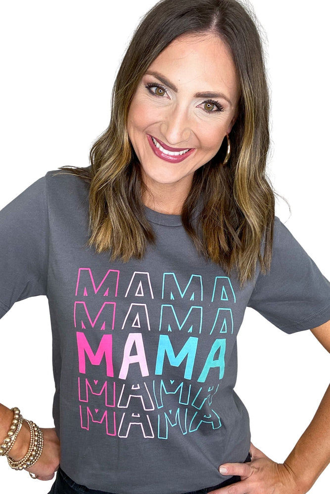 Mama Repeat Graphic Tee *FINAL SALE*