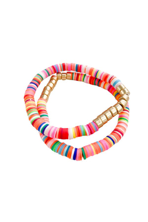 Colorful Bracelet Set