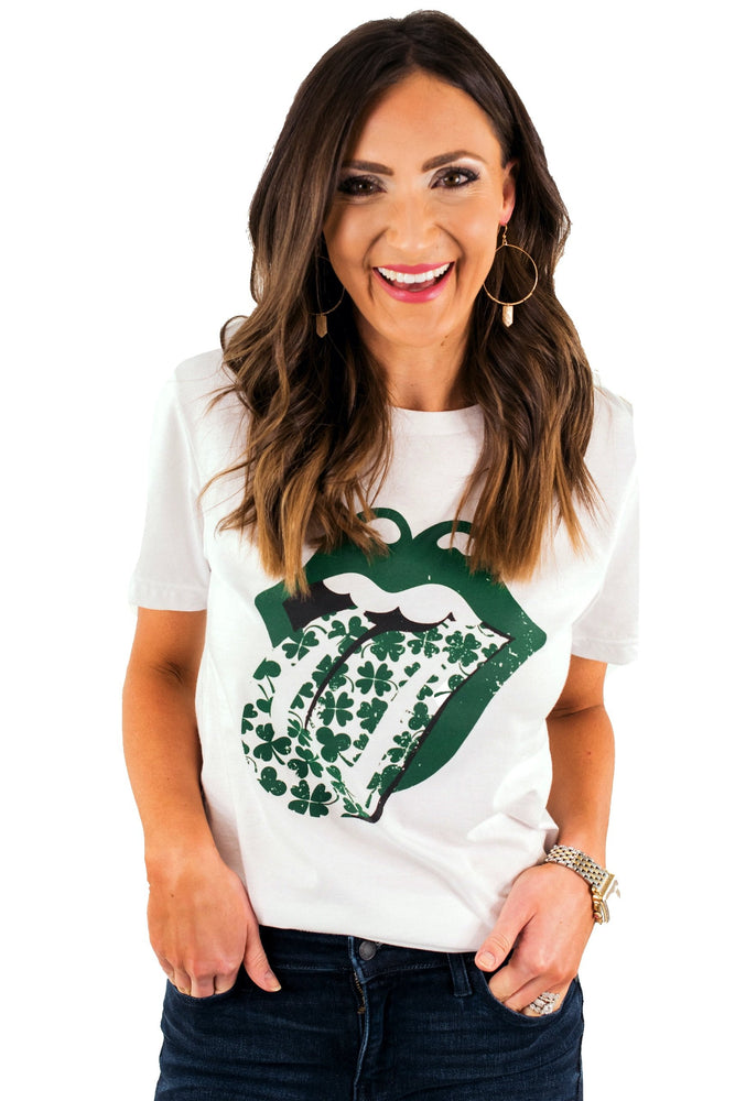 St. Patrick's Day Graphic Tee