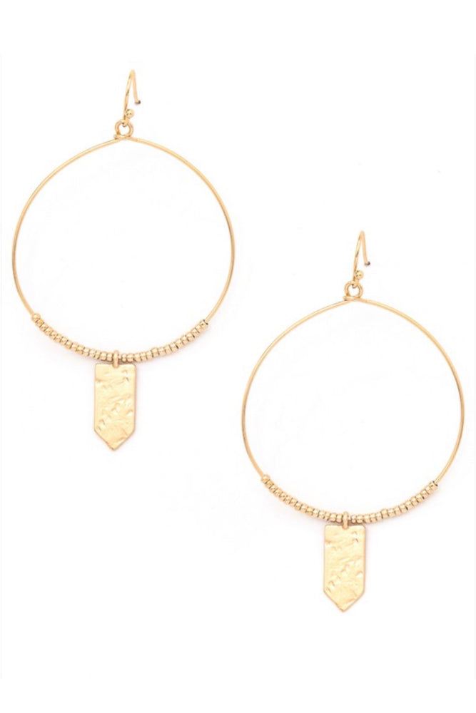 signature earrings, shop style your senses, shop style your senses signature earrings, shop sys, shop sys signature earrings, gold earrings, basic earrings, everyday earrings