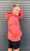 Load image into Gallery viewer, RUSTY RED RIDING HOODIE