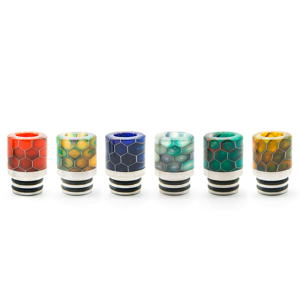 510 comb resin drip tips