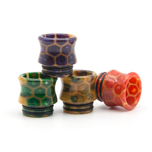 SMOK TFV8/TFV12/Big baby beast 810 Snake Skin  Drip Tips wide bore cobra