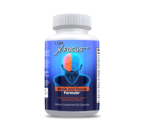X-Focus Mental Clarity Formula