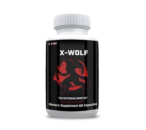 X-Wolf Testosterone Booster