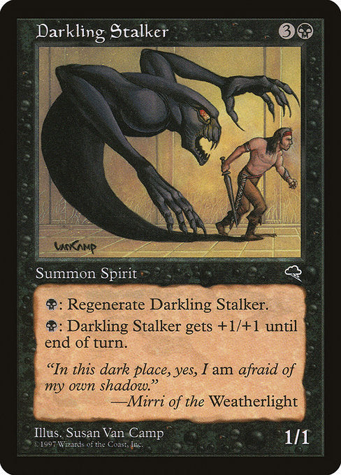 Darkling Stalker [Tempest] | Game Theory