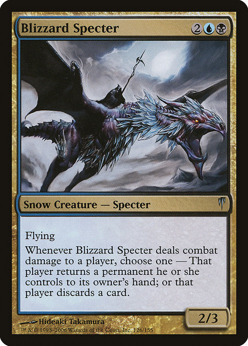 Blizzard Specter [Coldsnap] | Game Theory