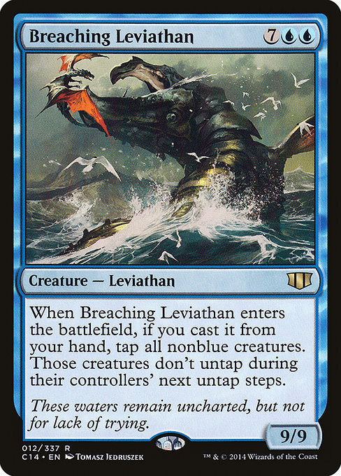 Breaching Leviathan [Commander 2014] | Game Theory