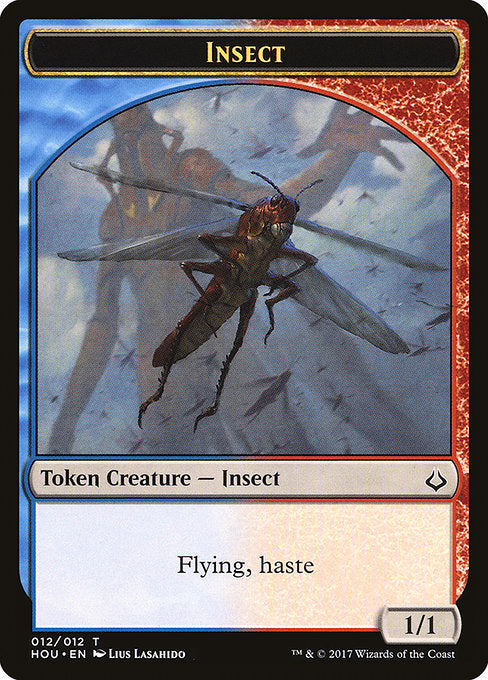 Insect [Hour of Devastation Tokens] | Game Theory