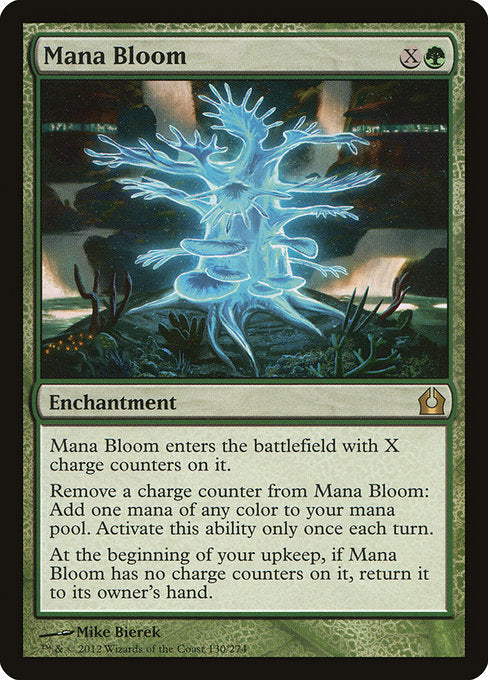 Mana Bloom [Return to Ravnica] | Game Theory