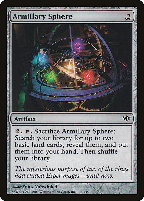Armillary Sphere [Conflux] | Game Theory