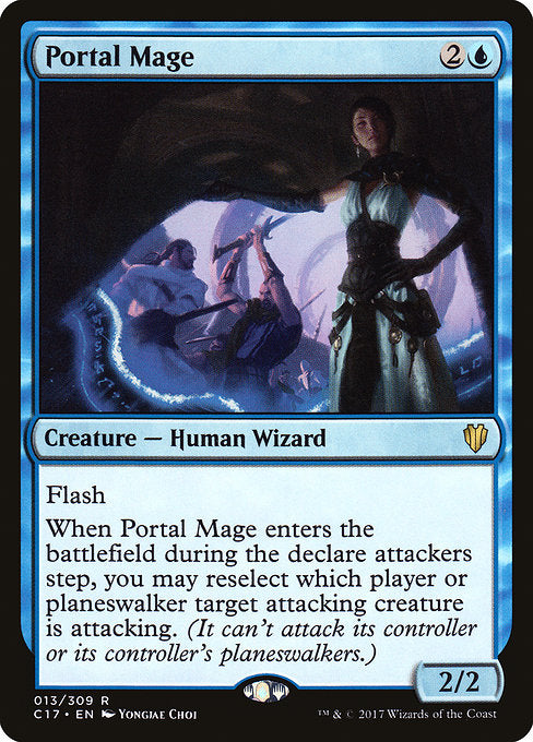 Portal Mage [Commander 2017] | Game Theory