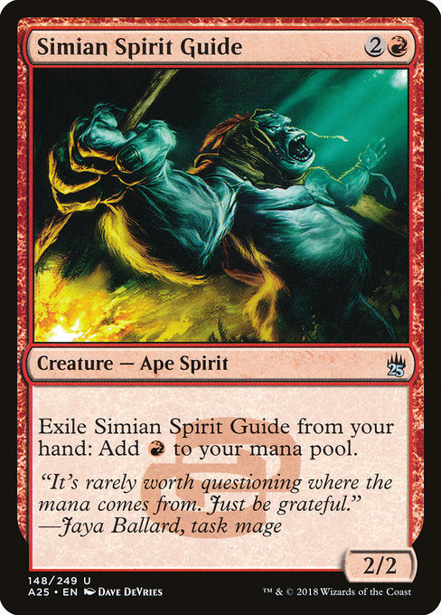 Simian Spirit Guide [Masters 25] | Game Theory