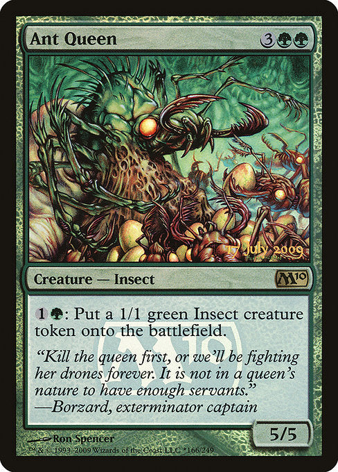 Ant Queen [Magic 2010 Promos] | Game Theory