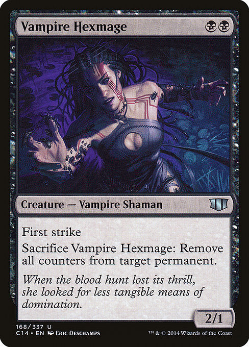 Vampire Hexmage [Commander 2014] | Game Theory