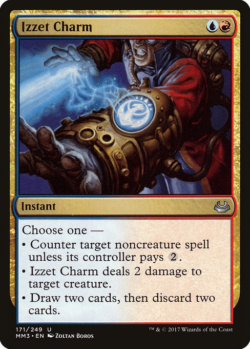 Izzet Charm [Modern Masters 2017] | Game Theory