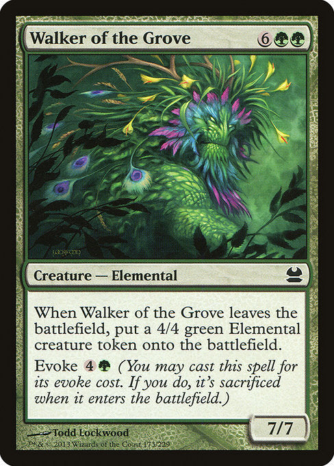 Walker of the Grove [Modern Masters] | Game Theory