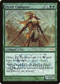 Elvish Champion (Scholarship Series) [Junior Series Promos] | Game Theory