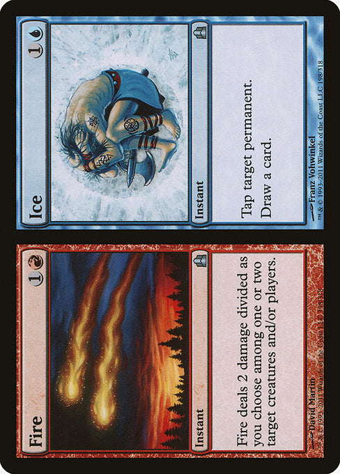 Fire // Ice [Commander 2011] | Game Theory