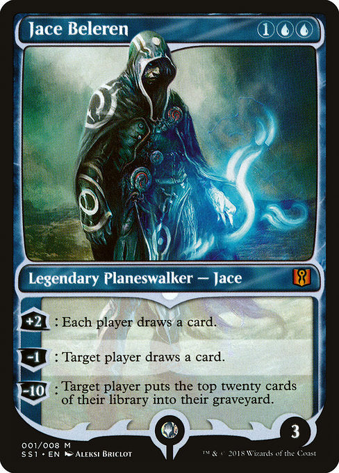 Jace Beleren [Signature Spellbook: Jace] | Game Theory