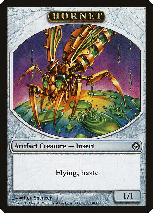 Hornet [Duel Decks: Phyrexia vs. the Coalition Tokens] | Game Theory