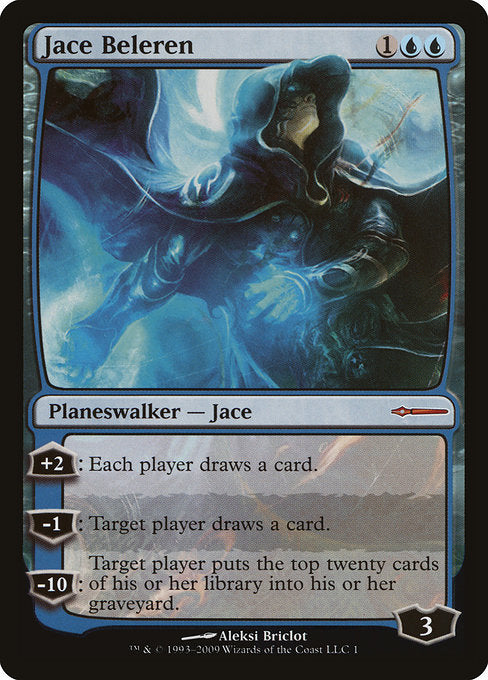 Jace Beleren [Miscellaneous Book Promos] | Game Theory
