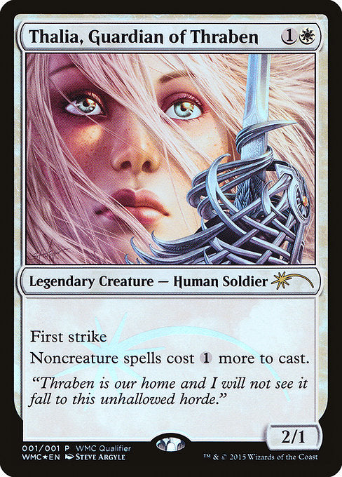 Thalia, Guardian of Thraben [World Magic Cup Qualifiers] | Game Theory