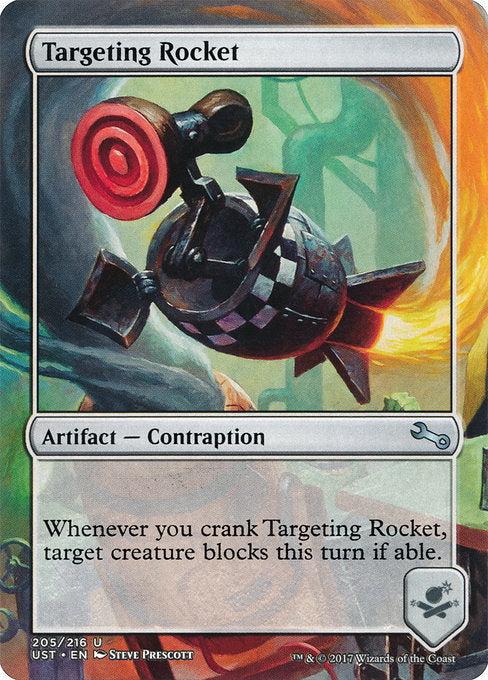 Targeting Rocket [Unstable] | Game Theory