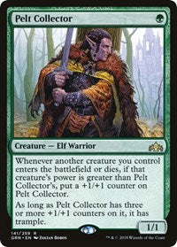 Pelt Collector [Promo Pack: Theros Beyond Death] | Game Theory
