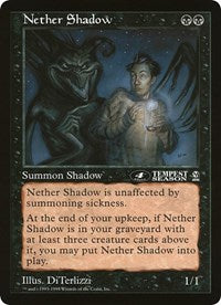 Nether Shadow (4th Place) (Oversized) [Oversize Cards] | Game Theory