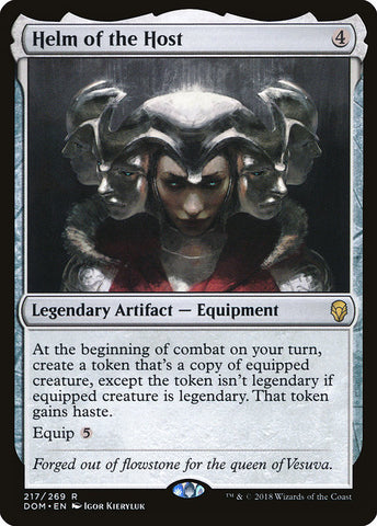 Helm of the Host [Dominaria]