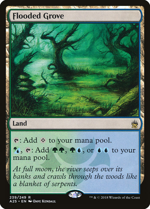 Flooded Grove [Masters 25] | Game Theory