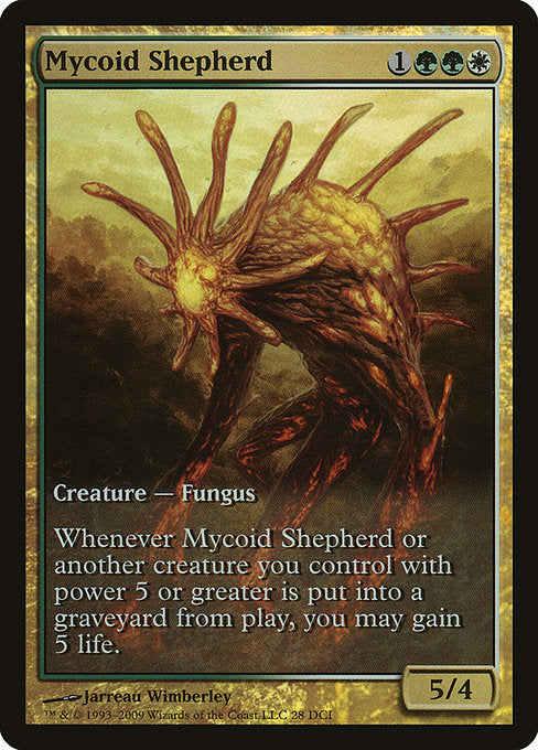 Mycoid Shepherd [Magic 2010 Promos] | Game Theory