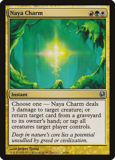 Naya Charm [Duel Decks: Ajani vs. Nicol Bolas] | Game Theory