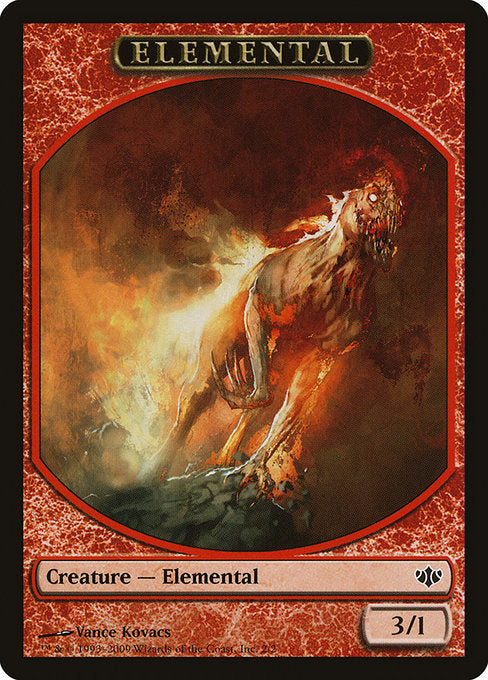 Elemental [Conflux Tokens] | Game Theory