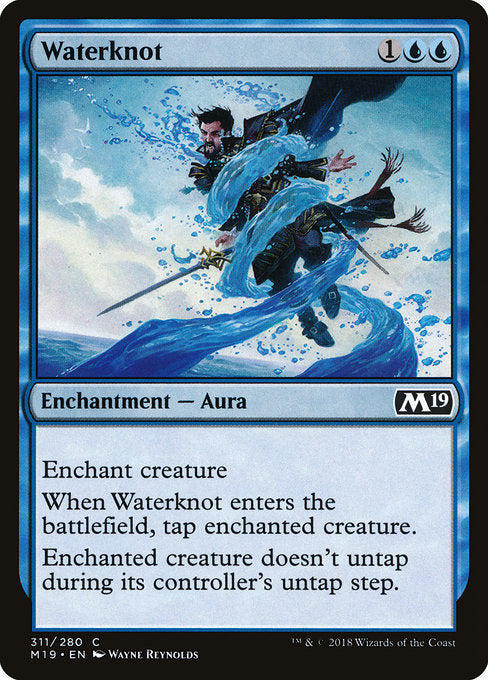 Waterknot [Core Set 2019] | Game Theory