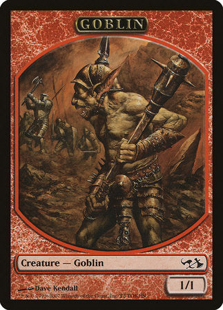Goblin Token [Duel Decks: Elves vs. Goblins Tokens] | Game Theory
