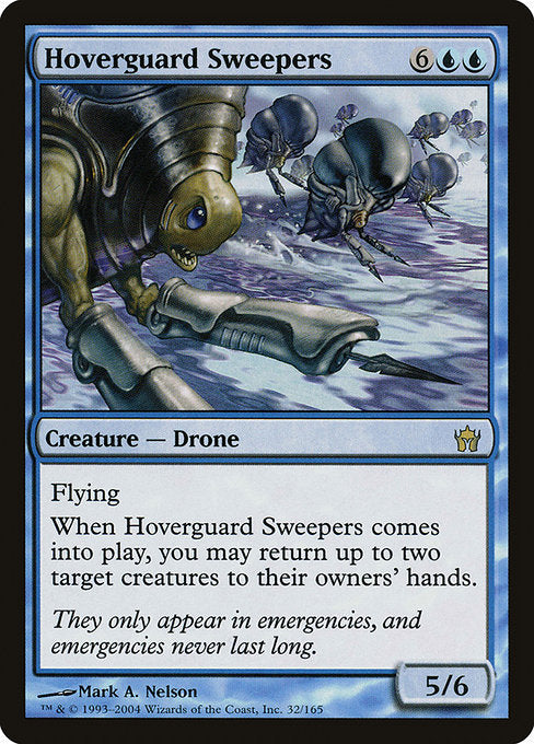 Hoverguard Sweepers [Fifth Dawn] | Game Theory