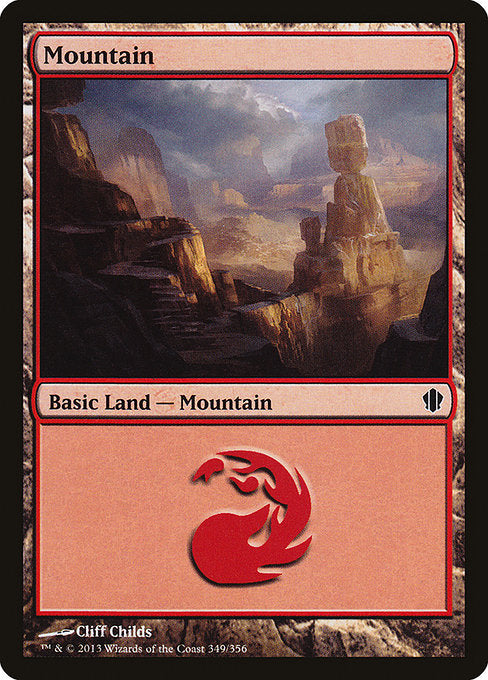 Mountain [Commander 2013] | Game Theory