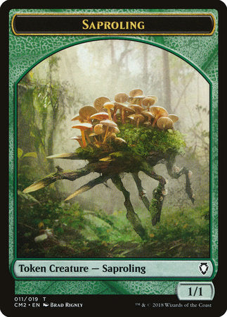 Saproling Token [Commander Anthology Volume II Tokens] | Game Theory
