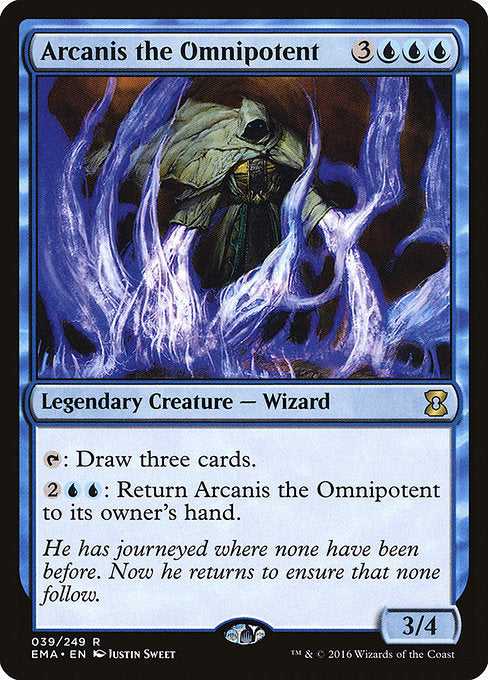 Arcanis the Omnipotent [Eternal Masters] | Game Theory