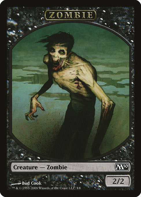 Zombie [Magic 2010 Tokens] | Game Theory