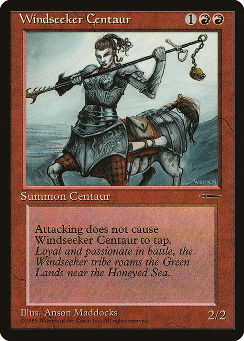 Windseeker Centaur [HarperPrism Book Promos] | Game Theory
