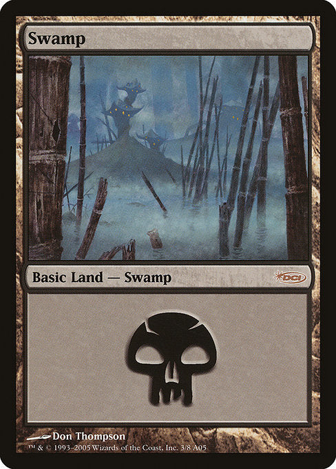 Swamp [Arena League 2005] | Game Theory