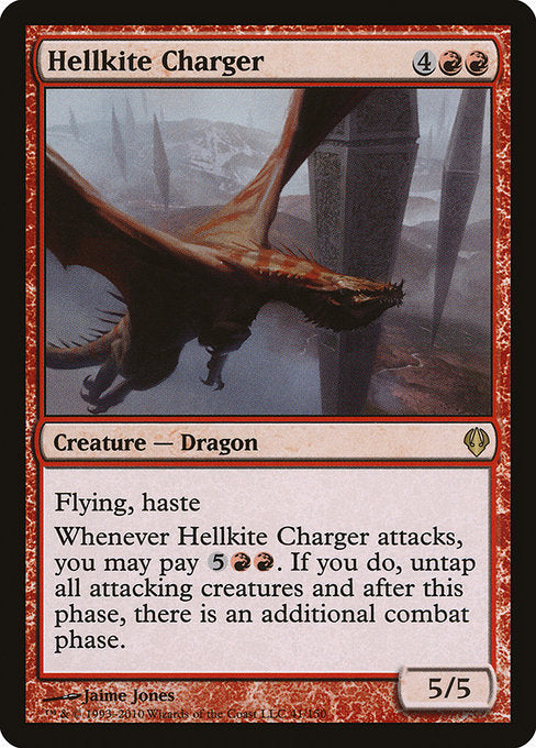Hellkite Charger [Archenemy] | Game Theory