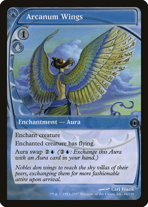 Arcanum Wings [Future Sight] | Game Theory